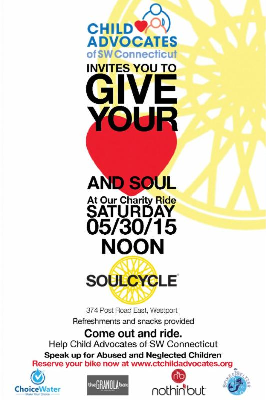 child advocates soulcycle