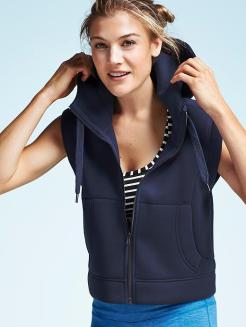 Fuse Vest in Dress Blue